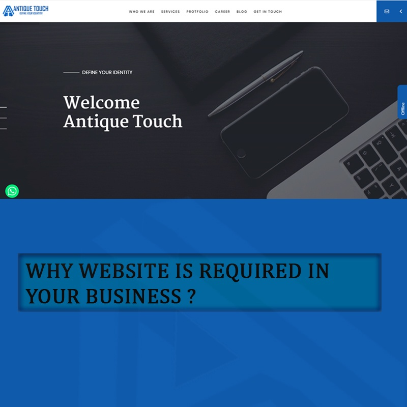 WHY WEBSITE IS REQUIRED IN YOUR BUSINESS ?